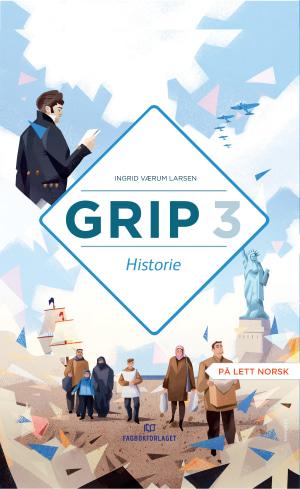 Grip 3 Historie Lærarrettleiing, d-bok