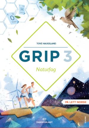 Grip 3 Naturfag Lærarrettleiing, d-bok