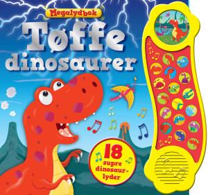 Tøffe dinosaurer