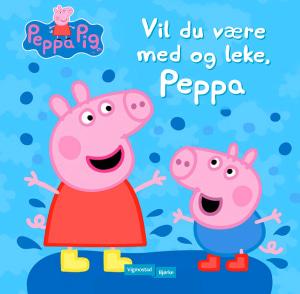 Vil du være med og leke, Peppa?