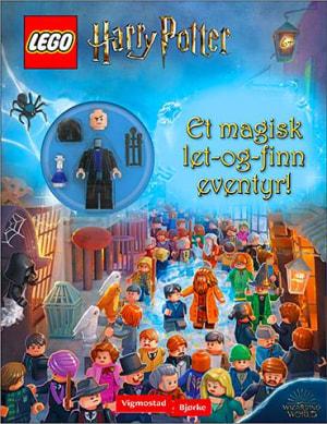 Lego Harry Potter. En magisk let-og-finn myldrebok