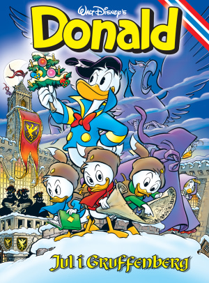 Donald - Griffens skygge