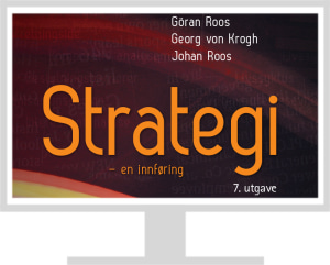 Strategi - en innføring, nettressurs
