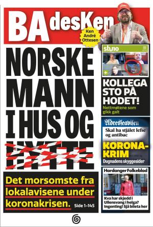 Norske mann i hus og hytte