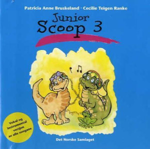Junior Scoop 3 CD