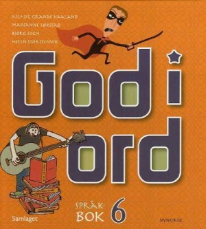 God i ord 6 Språkbok NYN