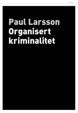 Organisert kriminalitet