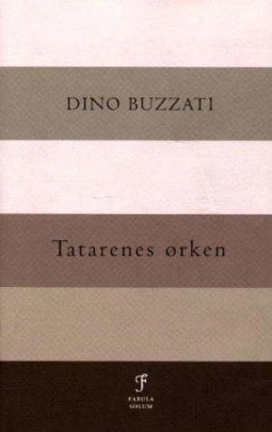 Tatarenes ørken