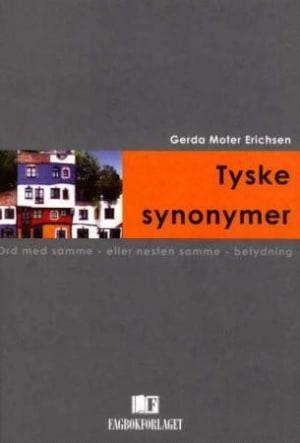 Tyske synonymer