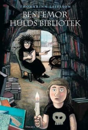 Bestemor Hulds bibliotek