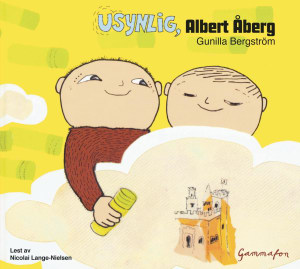 Usynlig, Albert Åberg!