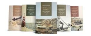 Fridtjof Nansens dagbøker