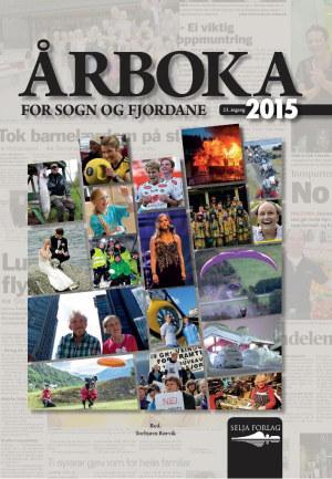 Årboka for Sogn og Fjordane 2015
