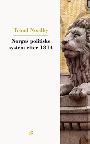 Norges politiske system etter 1814