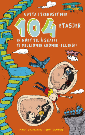 Gutta i trehuset med 104 etasjer
