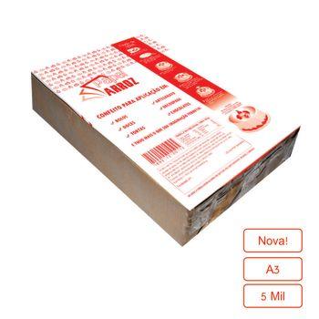 Folha de Instrução - A3 - Pacote com 5000 folhas