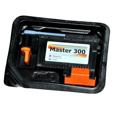 Cabeçote Magenta e Ciano para impressora Master300