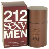 Buy 212 Sexy by Carolina Herrera 1.7 oz Eau De Toilette Spray for Men online at best price, reviews
