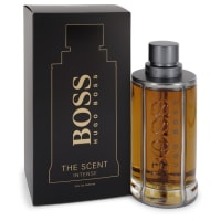 Buy Boss The Scent Intense by Hugo Boss Eau De Parfum Spray 6.7 oz for Men online at best price, reviews