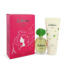 Buy CABOTINE by Parfums Gres -- Gift Set -- Eau De Toilette Spray + Body Lotion for Women online at best price, reviews