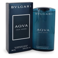 Buy Aqua Pour Homme By Bvlgari Shower Gel 6.8 oz for Men online at best price, reviews