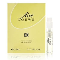 Buy Aire Loewe by Loewe for Women 0.07 oz Eau de Toilette Sampler Vial Spray online at best price, reviews