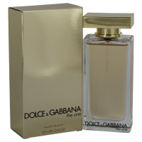 Buy The One by Dolce & Gabbana 3.3 oz Eau De Toilette Spray (New Packaging) for Women online at best price, reviews