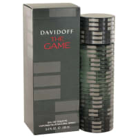 Buy The Game by Davidoff 3.4 oz Eau De Toilette Spray for Men online at best price, reviews