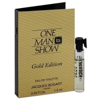 Buy One Man Show Gold by Jacques Bogart .05 oz Vial (sample) for Men online at best price, reviews