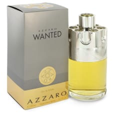 Azzaro Wanted by Azzaro 5.1 oz Eau De Toilette Spray for Men