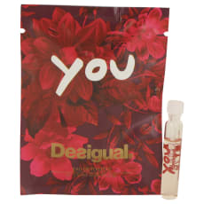 Desigual You by Desigual Vial (sample) .05 oz for Women