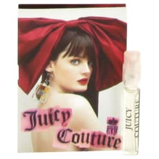 Juicy Couture by Juicy Couture .03 oz Vial (sample) for Women
