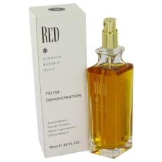 Red by Giorgio Beverly Hills Eau De Toilette Spray (Tester) 3 oz for Women