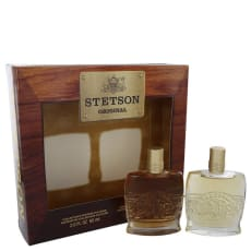 Stetson by Coty Gift Set -- 2 oz Collector's Edition Cologne + 2 oz Collector's Edition After Shave for Men