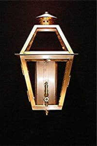 Charleston Wall Mount Lantern
