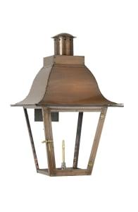 Rampart wall lantern