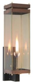 CopperSmith Austin Gas or Electric Copper Lantern