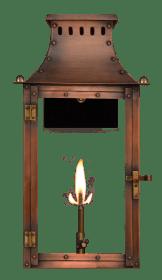 Market Street Gas Lantern