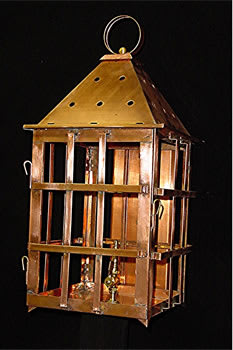 St. Michael's Alley Wall Outdoor Lantern