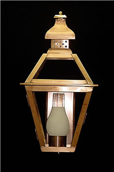 Tradd Street Wall Outdoor Lantern