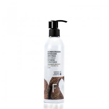 Condicionador Reparador Anti-Frizz Detox - Cosmética natural Freshly Cosmetics