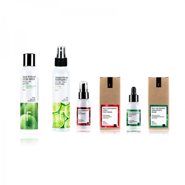 Facial Antiox Plan - Cosmética natural Freshly Cosmetics