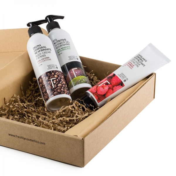 Pack Corporal Detox - Cosmética natural Freshly Cosmetics