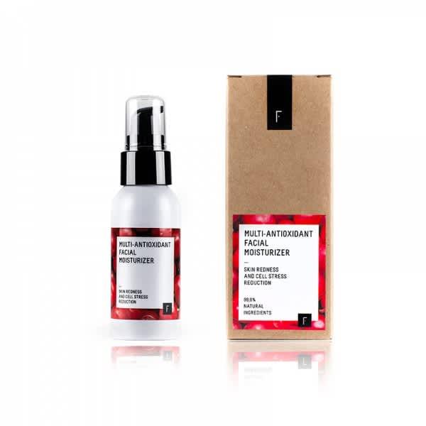 Multi-Antioxidant Facial Moisturizer - Cosmética natural Freshly Cosmetics