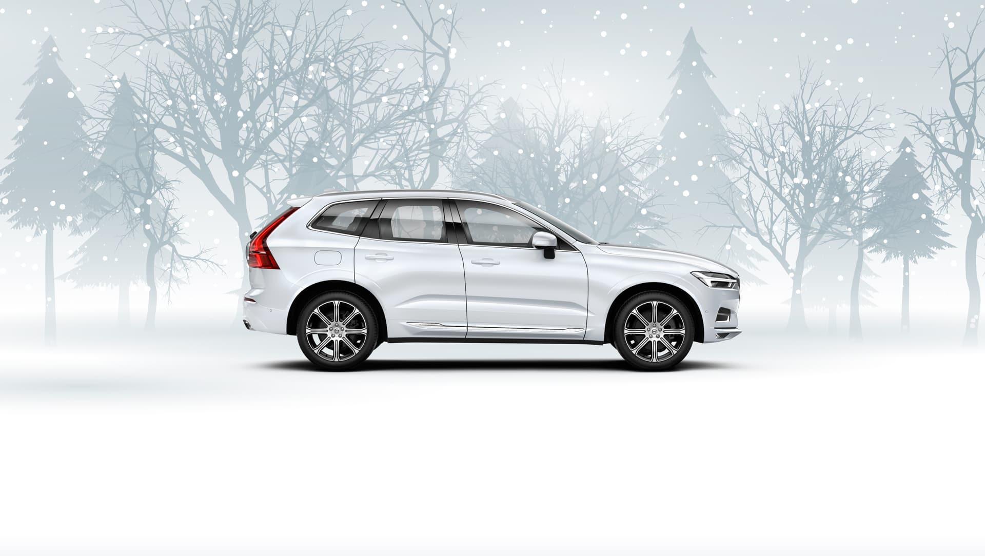 Volvo XC60 T8 Plug-in Hybrid Inscription m/AWD og Automat