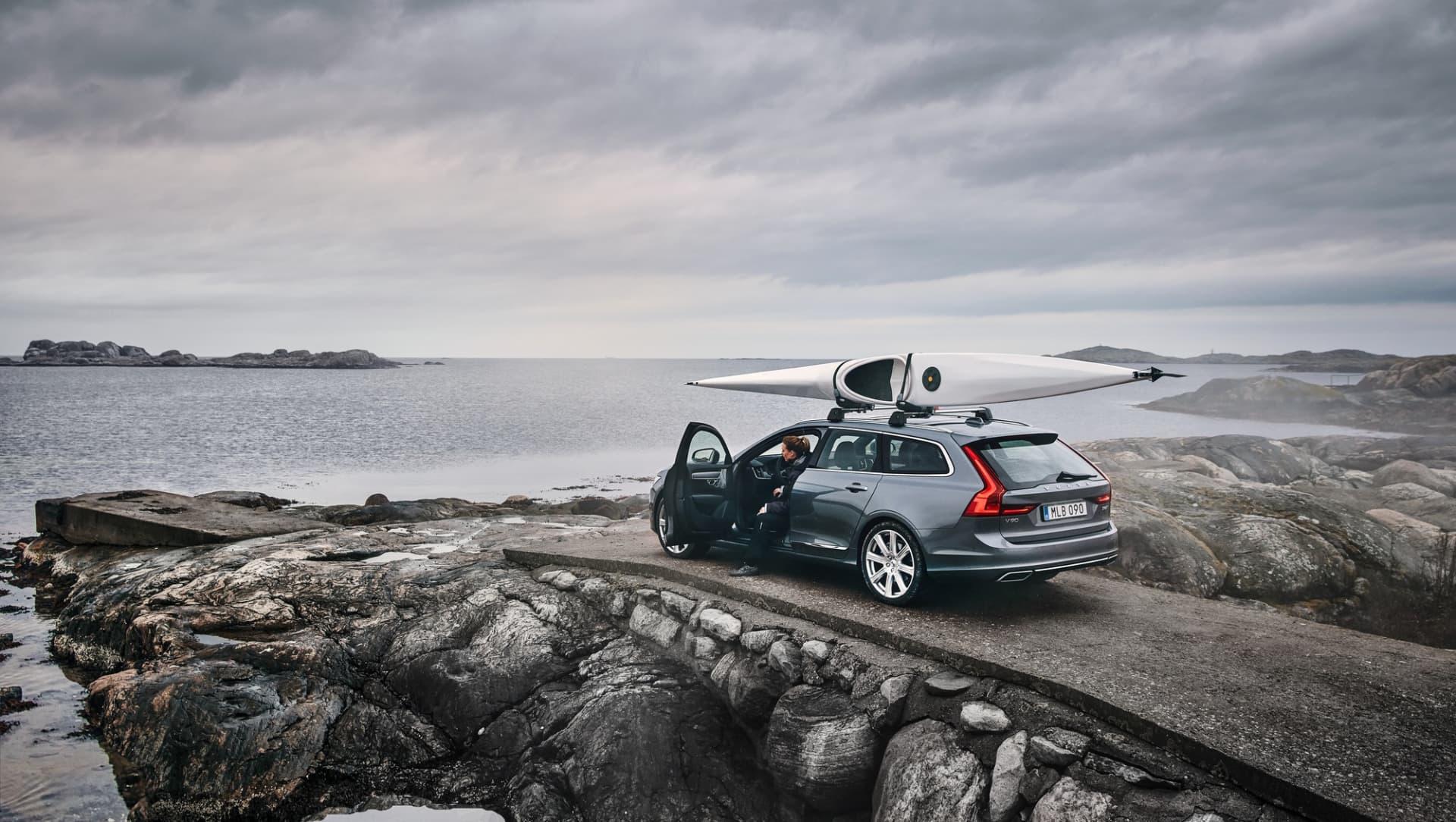 Volvo V90 T8 Plug-in Hybrid Inscription