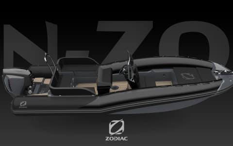 Zodiac N-ZO 680 Black