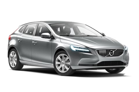 Volvo V40 Inscription Electric Silver