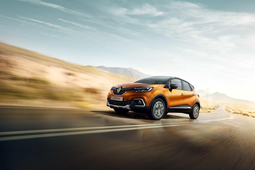 Renault Captur 150hk Aut.