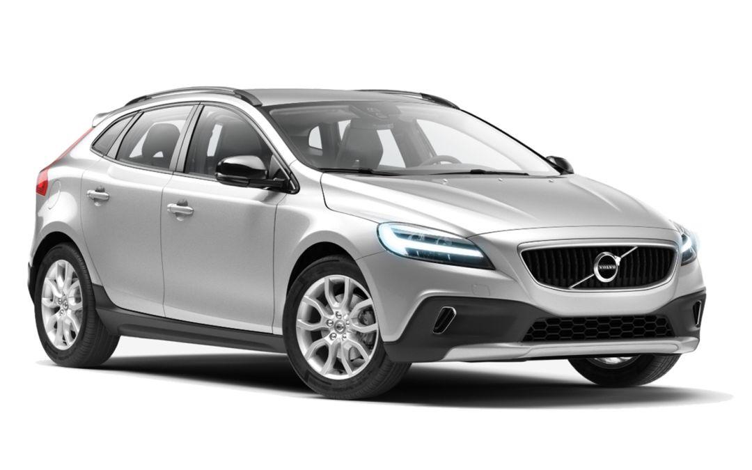 Volvo V40 Cross Country Pro Bright Silver